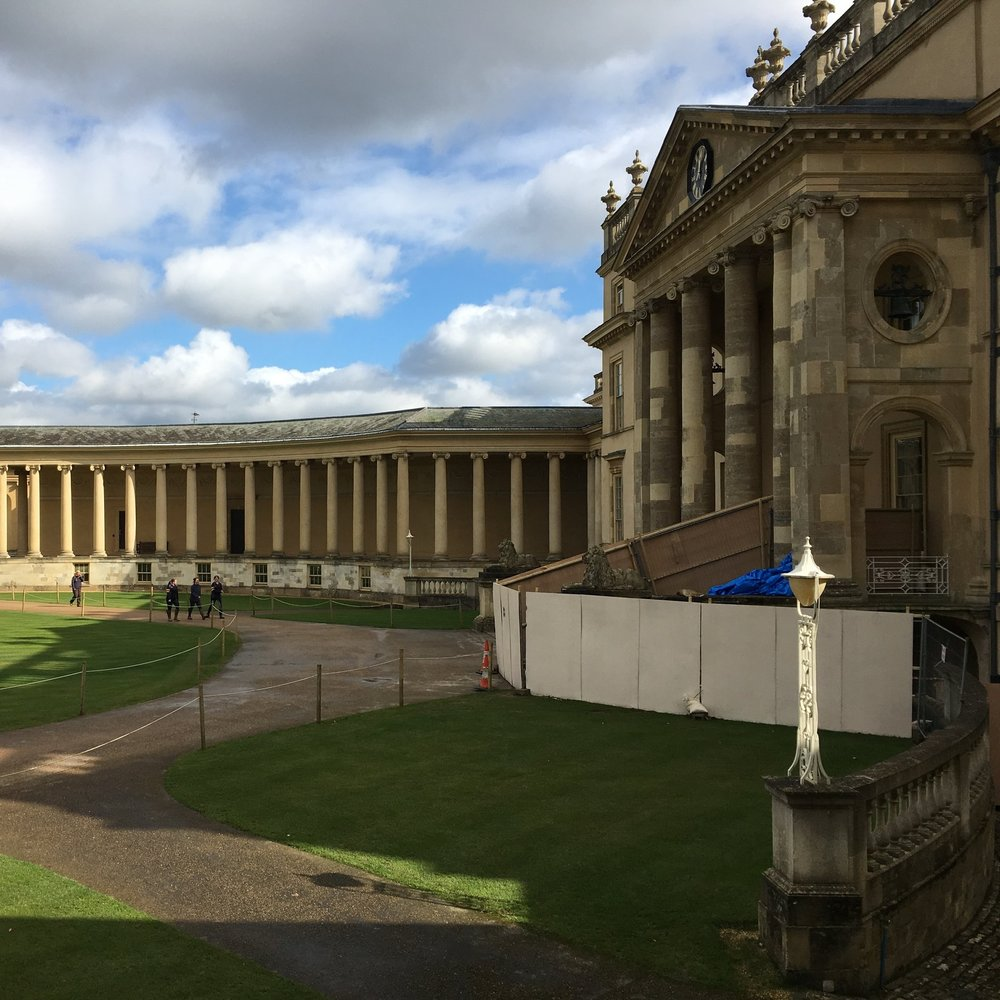 Stowe North Front