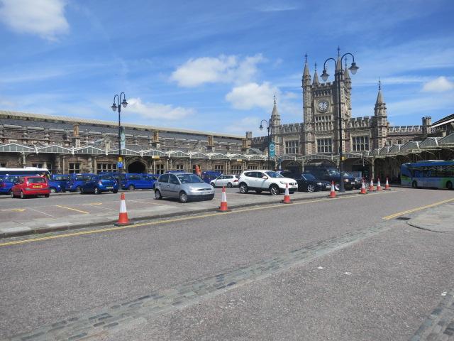 La Gare de Bristol