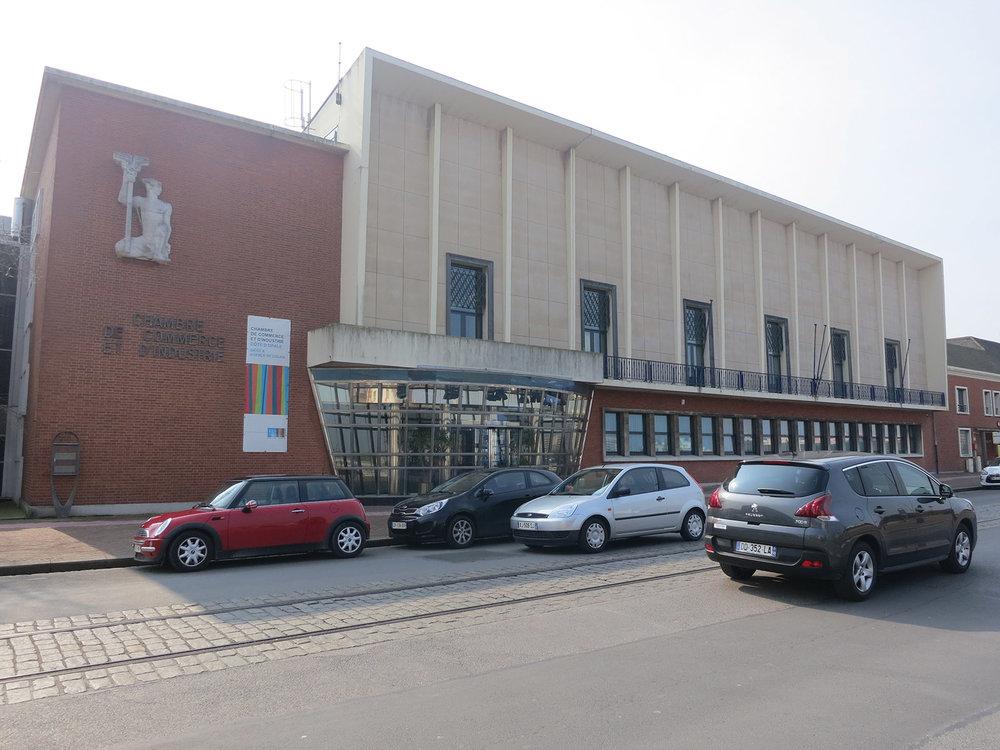 La Cámara de Comercio de Calais