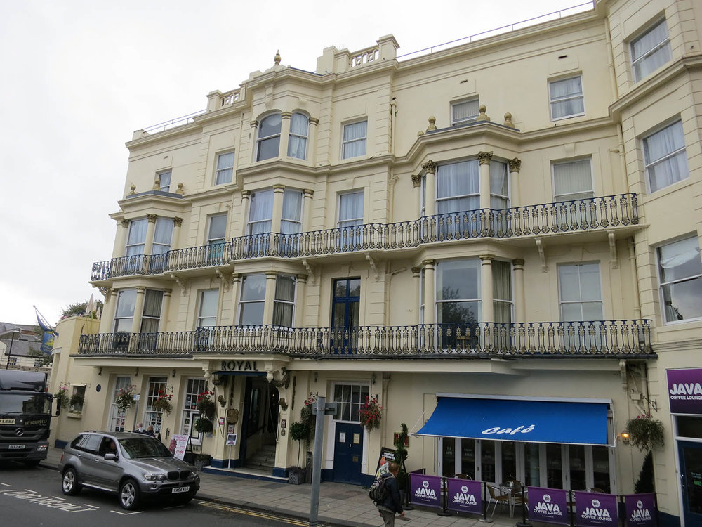 Royal Hotel, Scarborough, Reino Unido
