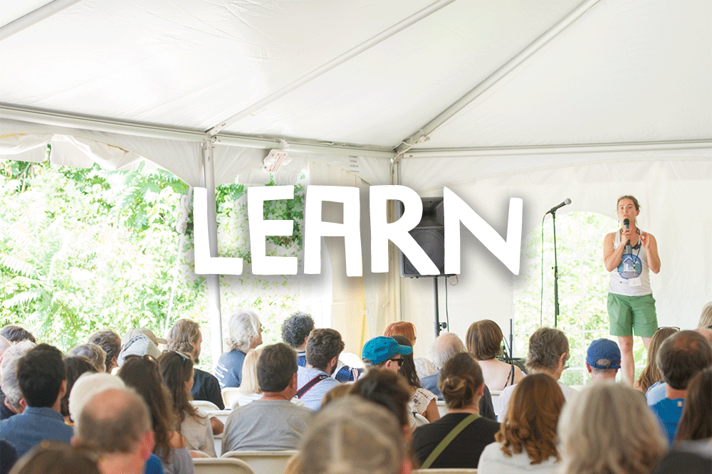 LEARN Ticket:  $20 in advance / $25 at the Fest  Admission to:  Over 50 presenters on the   Community Vision, Design/Build and Story Stages  + Tiny House Tours + MakerSpace + Street Fest + Parklets + Building Arts Marketplace & Demos