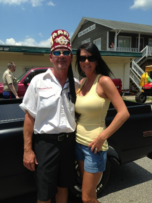 Yaarab Shriners Event in Hiawassee Ga.