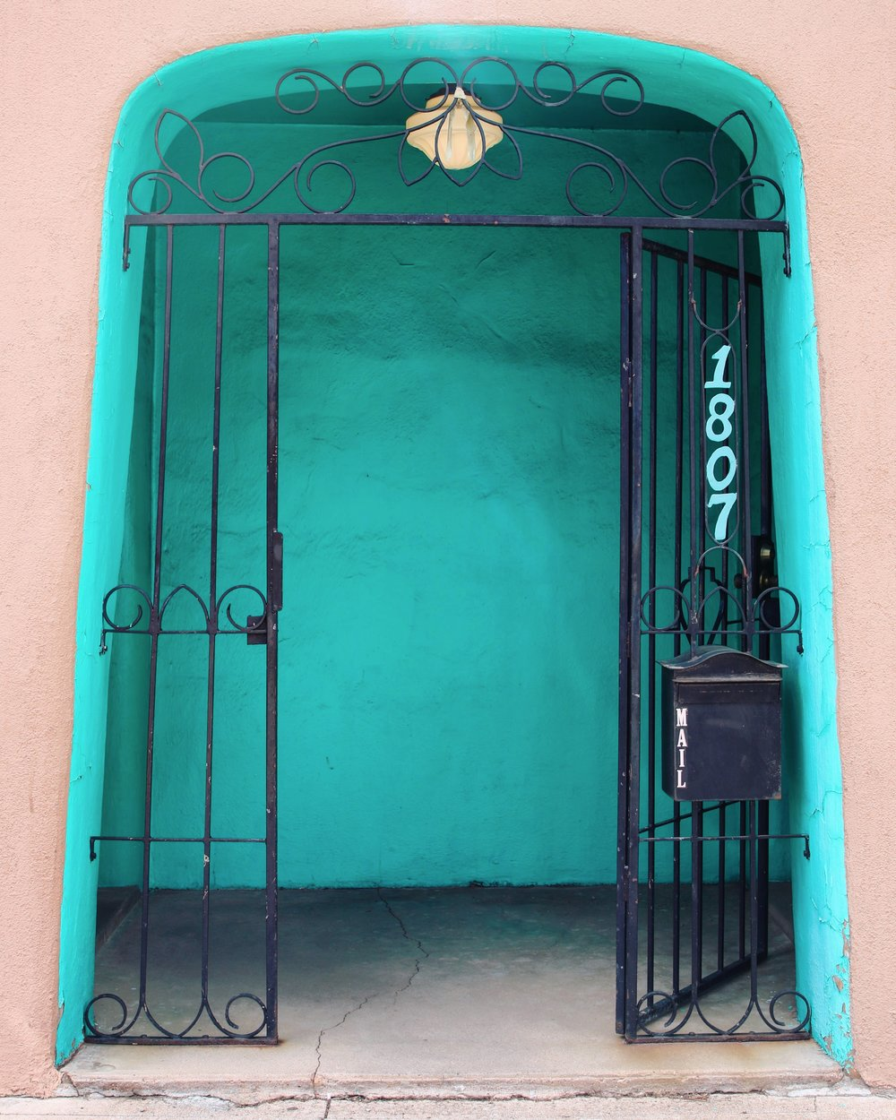 turquoise gate 8x10 one inch border.JPG