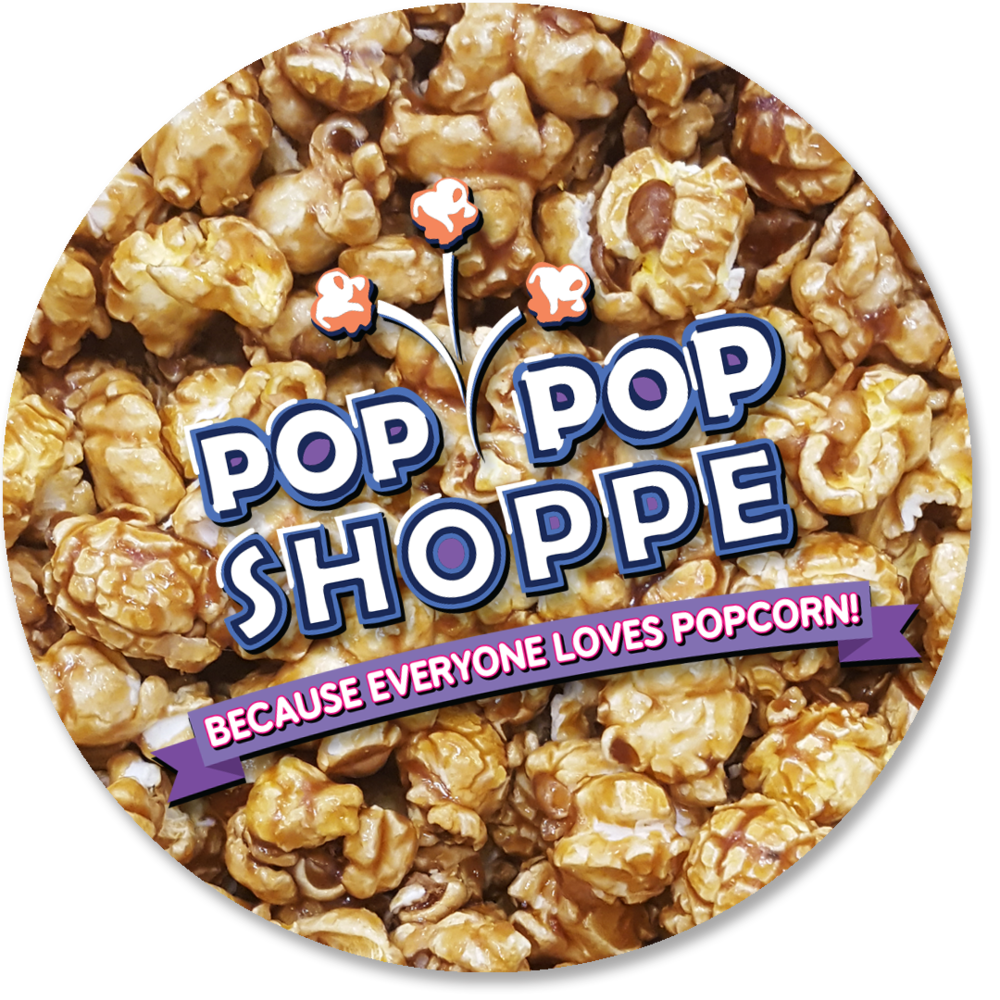 GOURMET FLAVORS - The experts from renowned gourmet popcorn boutique Pop Pop Shoppe create our handcrafted flavors.  Sell something people are excited to receive!