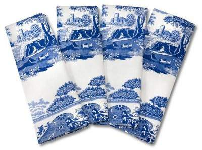 Cotton Napkins - Reusable, clean and to be honest just nice to have, cotton napkins are a lovely addition to a breakfast table. I love these very cute napkins from Not On on the High Street as well as this set of four napkins again from F&F at Tesco