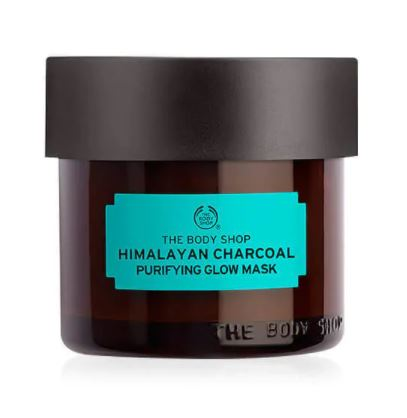 Himalayan Charcoal Mask - I don't use this mask everyday, maybe twice a week, but it is great for giving a lovely healthy glow.