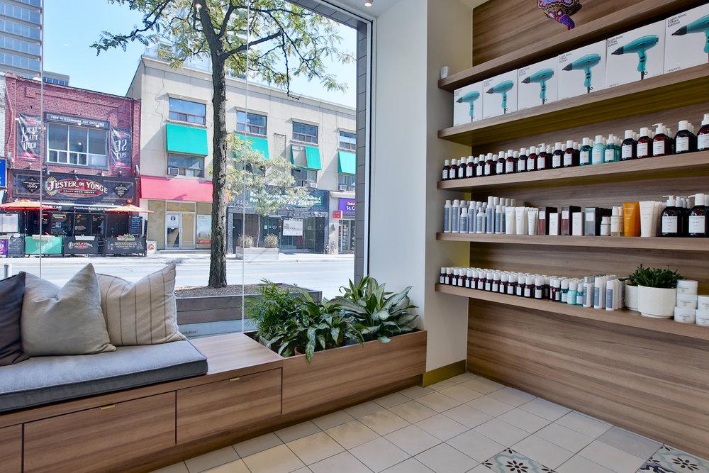 Salon LYOL -- The Best New Hair Salon in Toronto. Call 416-922-0611.