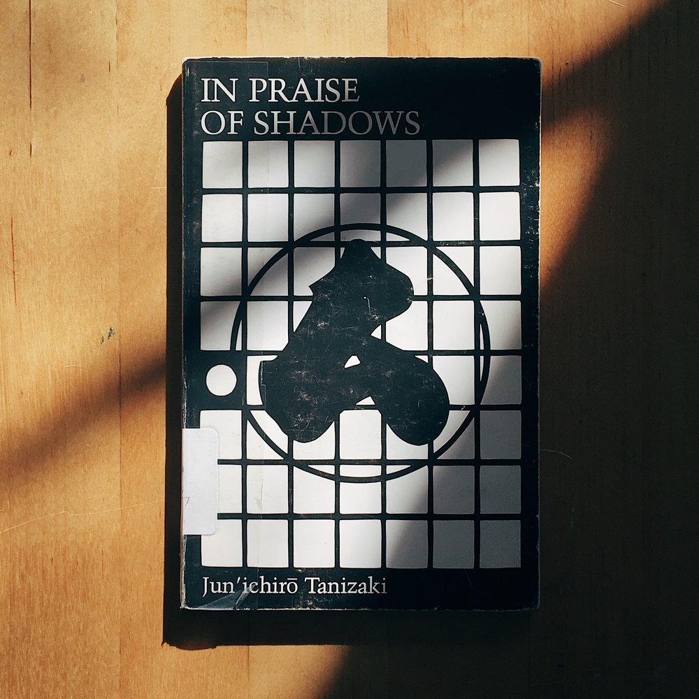 Get your own copy of    In Praise of Shadows  .