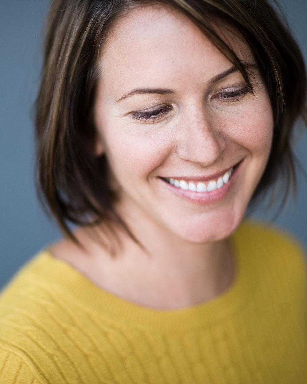 Happy Smiling Business Headshot