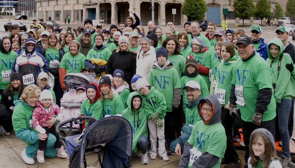 NF Michigan Chromosome Club - It's not the hottest club in the world, but it surely is the most rewarding! The Chromosome Club is designed to unite it's members to NF Michigan and to folks around the state of Michigan who need help and support. Recurring gifts ensure that NF Michigan can continue to enhance the quality of life for those affected by Neurofibromatosis in Michigan!