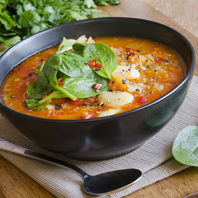 Soup Can Aid in Weight Loss   In Good Health, Page 10 - Jan. 5, 2016    Read more