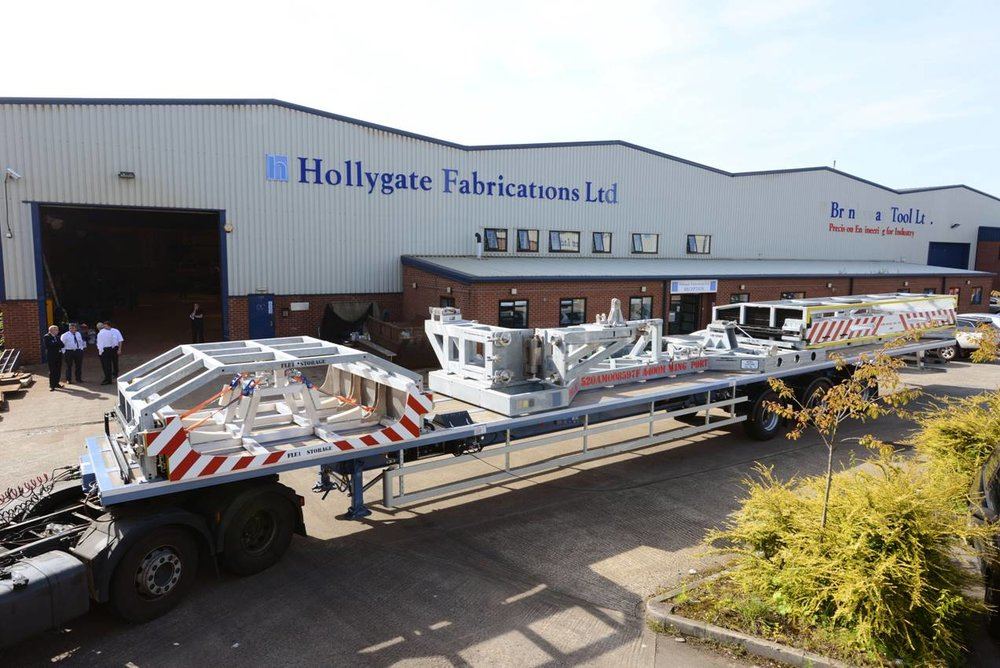 Hollygate Fabrications   Tooling Division   Hollygate Fabrications Limited