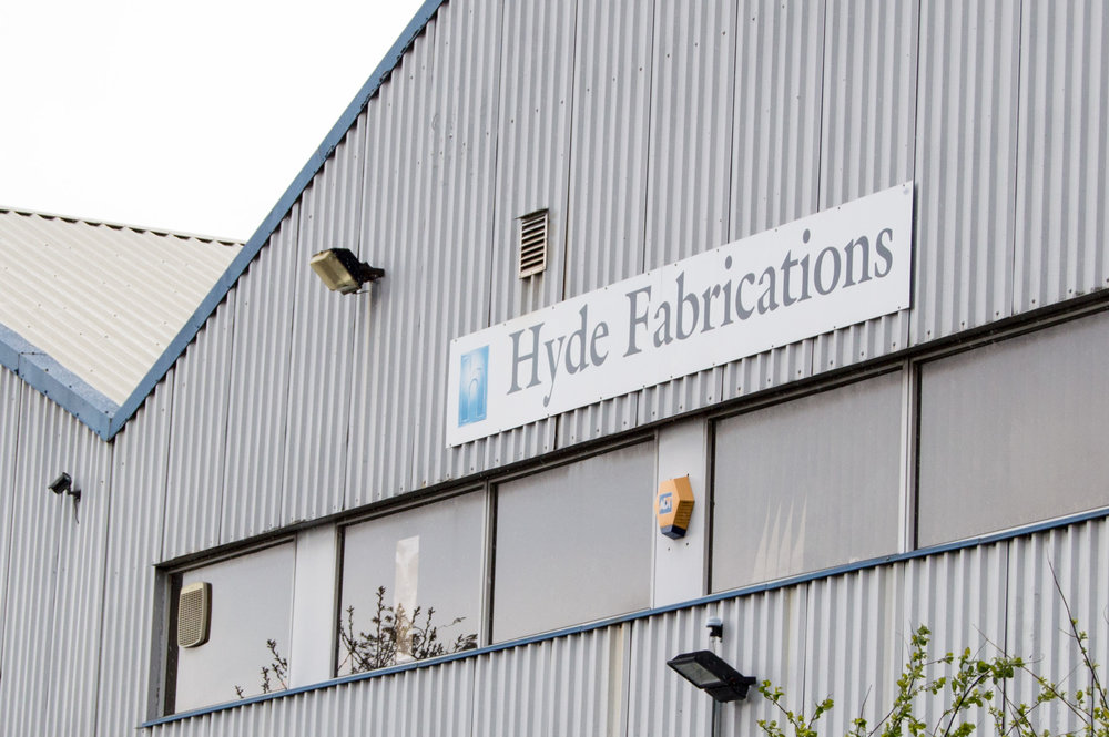 Hyde Fabrications   Tooling Division   Hyde Fabrications Limited