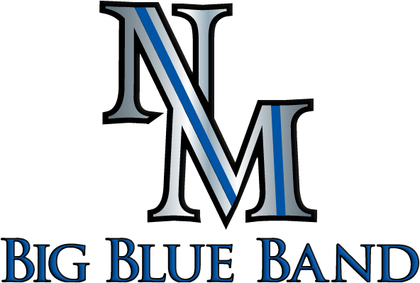 North Mesquite HS Big Blue Band