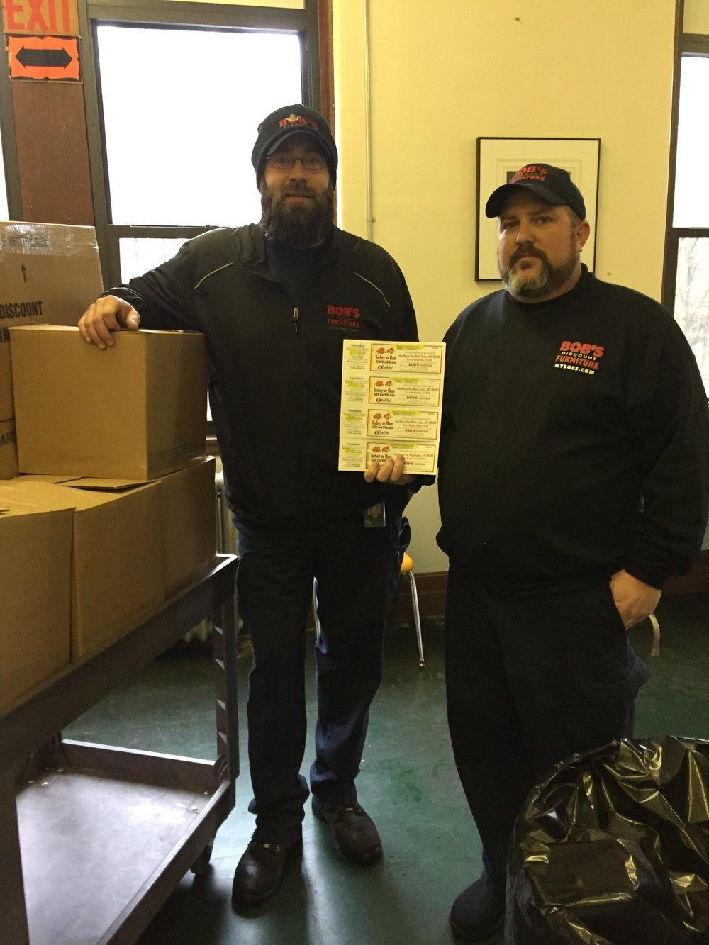 Bobs Discount furniture donations nov 2017.jpg
