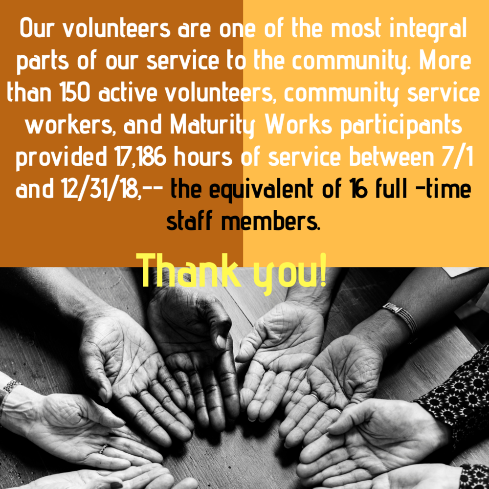 Volunteers - info from ye summary report 2018.png