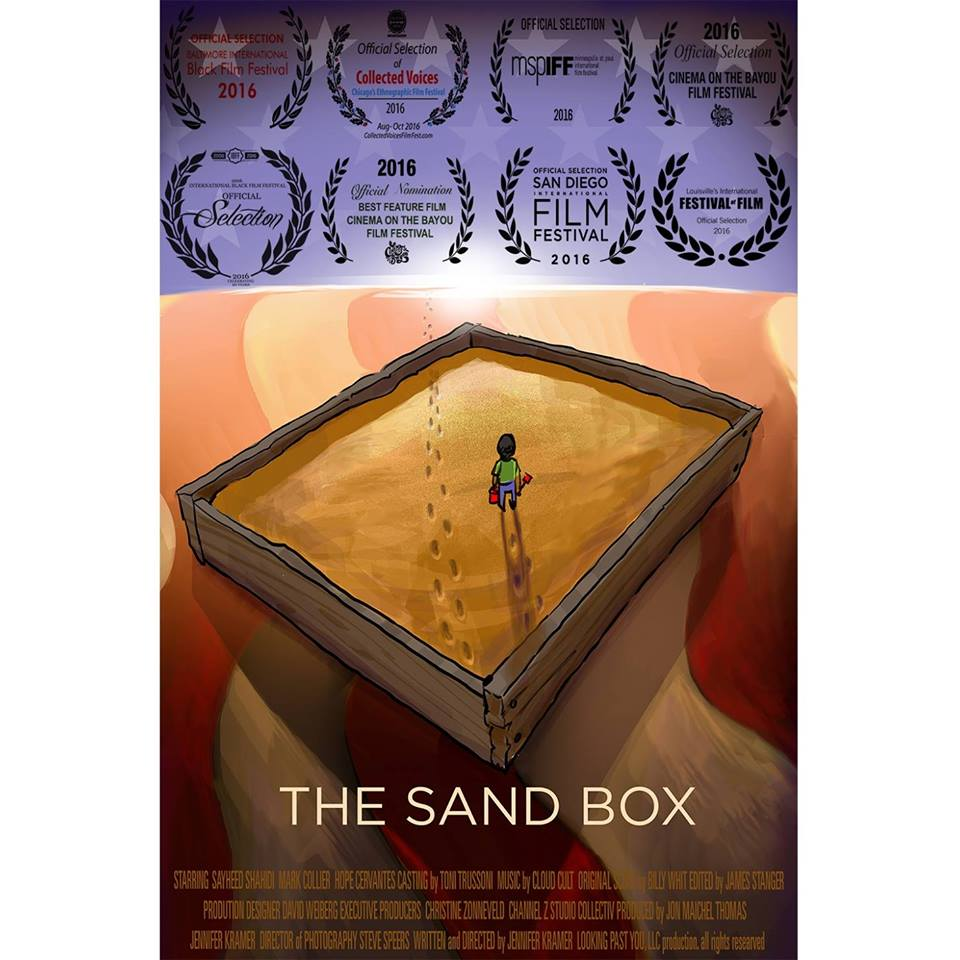 Short film by writer-director-producer, Jennifer Kramer. Click on the image for a clip. Duration: 01:30.