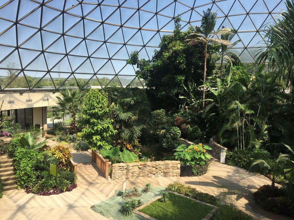 Des Moines Botanical Gardens, IA