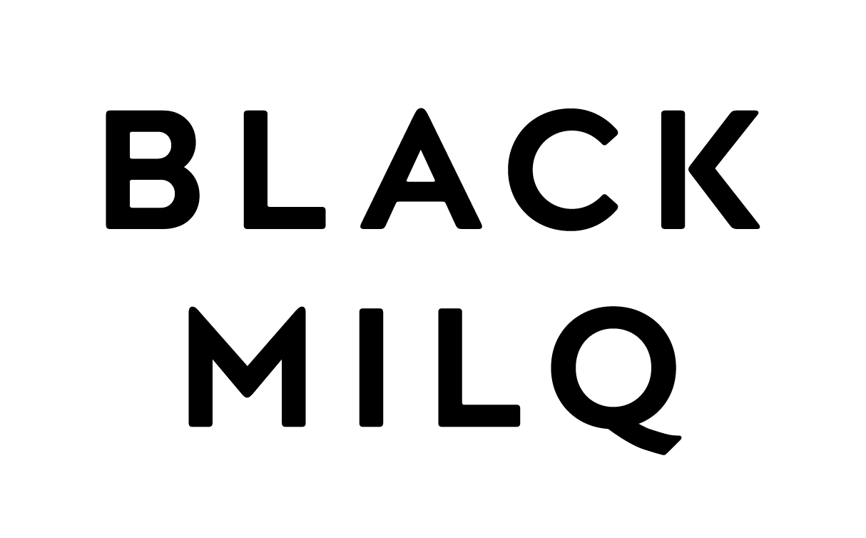 Black Milq Ice Cream