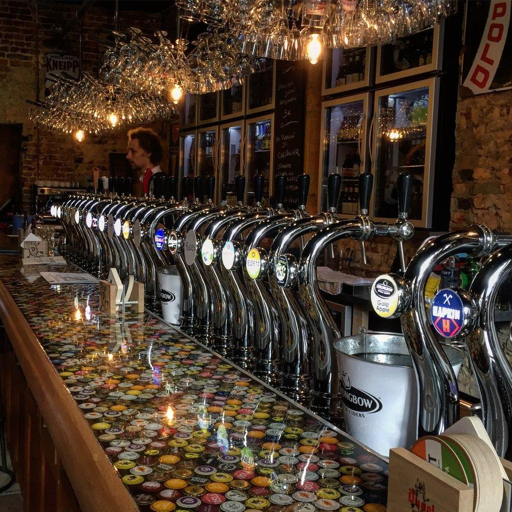 """""""Si se bebe cerveza con moderación, la cerveza suaviza el temperamento, alegra el espíritu y promueve la salud"""" - Thomas Jefferson"""
