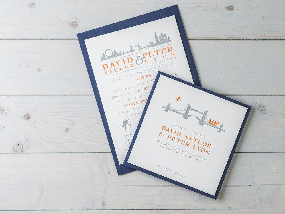 A Eros inspiration for a Tower Bridge Wedding