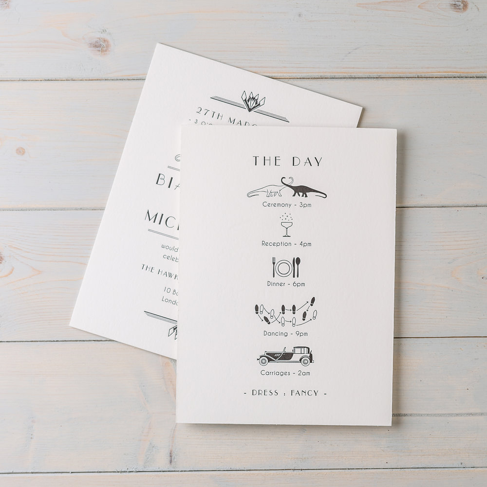 DESIGNED   FOR YOU    WEDDING STATIONERY