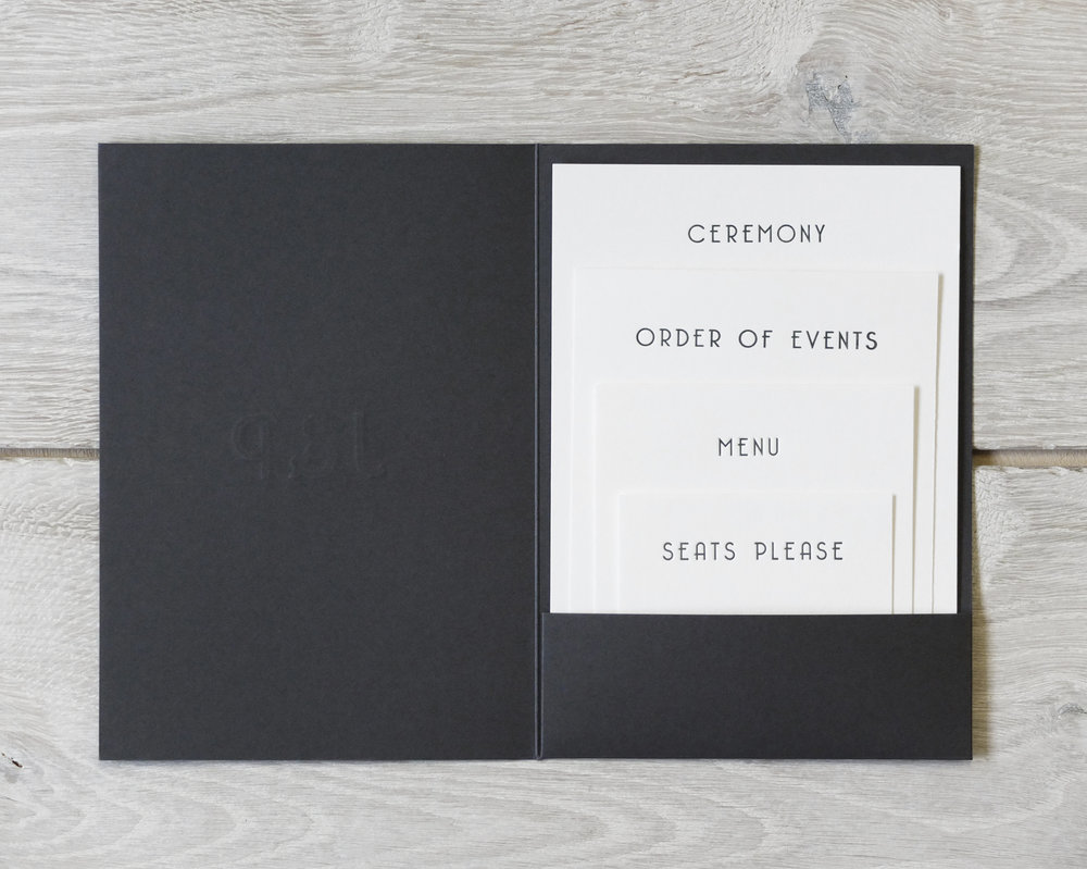 Ceremony & Reception Set