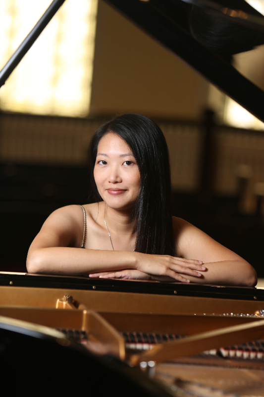Dr. Louise Chan, Piano