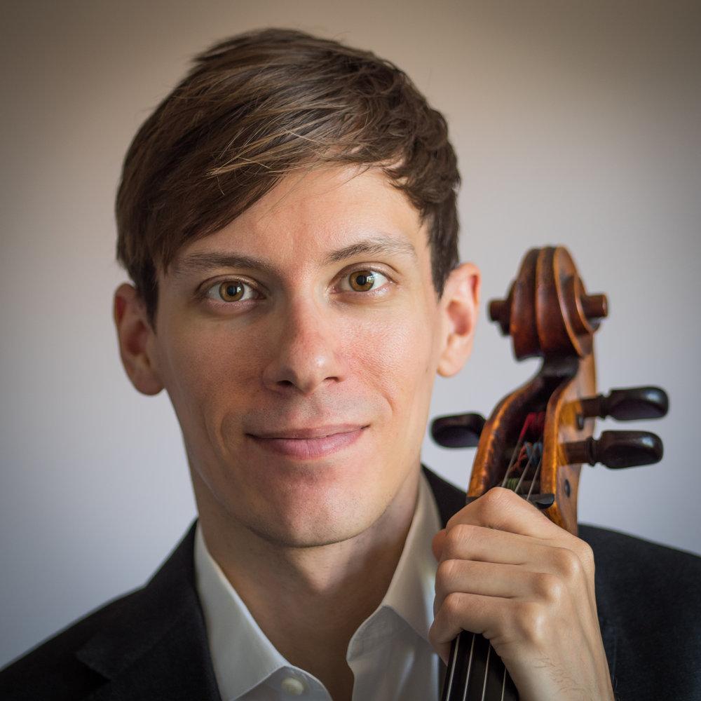 Oleksa Mycyk, Cello