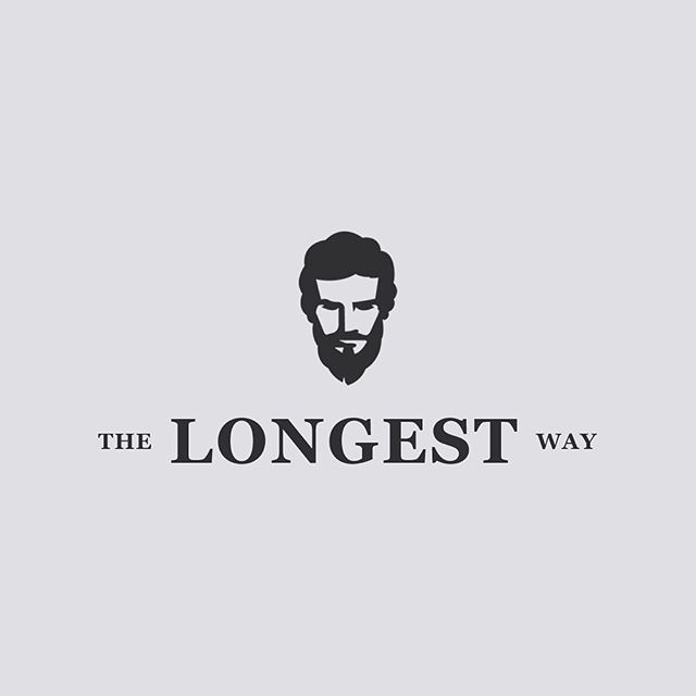 The Longest Way logo concept - Let me know what you think!✌🏼 - Apologies for not posting as often as I used to, I have had a busy couple of weeks and haven't been working much. I will be back on track and will be posting every week now😁