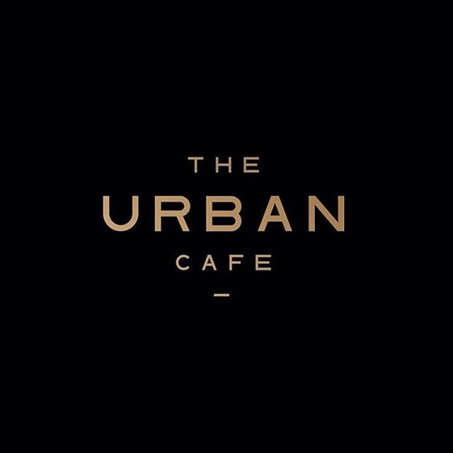 The Urban Cafe logotype☕️