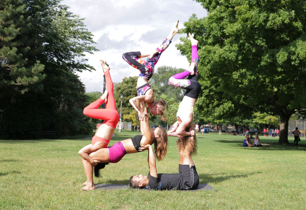 Acro TO Group Workshop