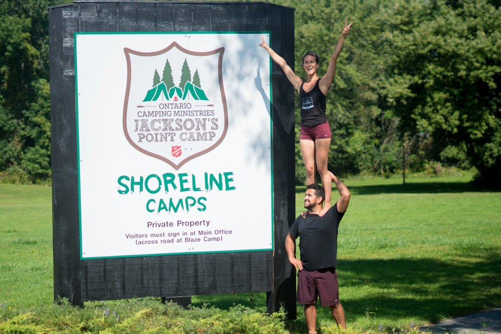 Acro Camp Workshop with Acro TO