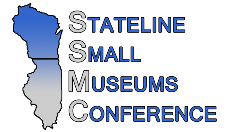 Stateline Small Museums Conference Logo