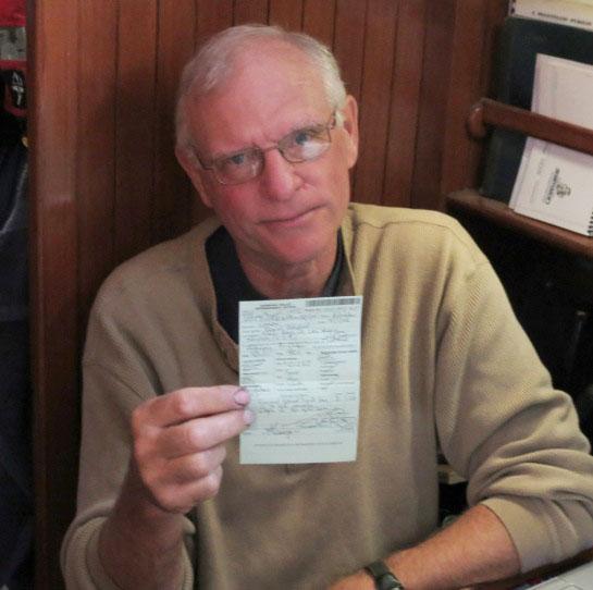 davids ticket