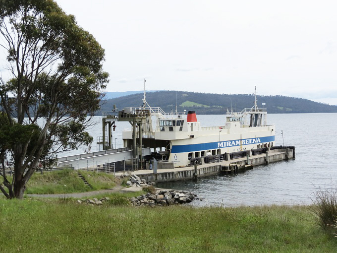bruny island ferry