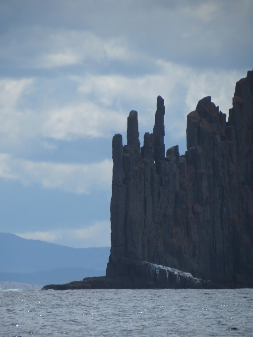 cape raoul spires