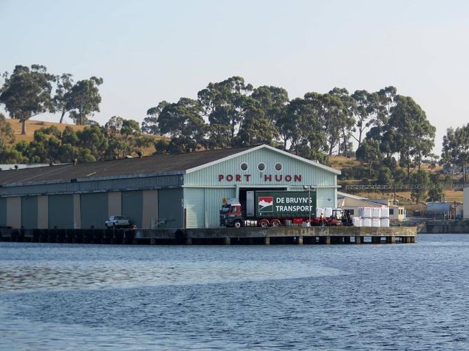 port huon
