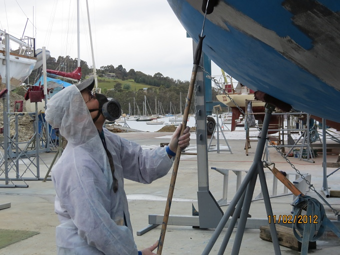 marcie antifouling bottom