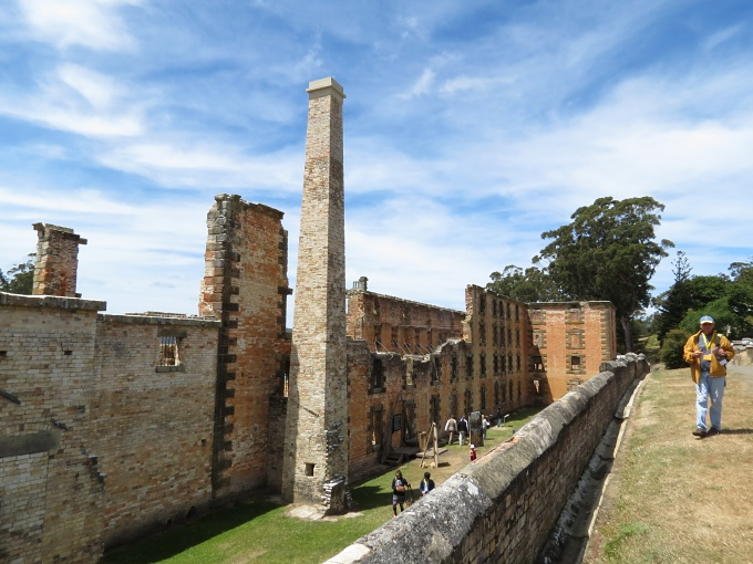port arthur penitentiary