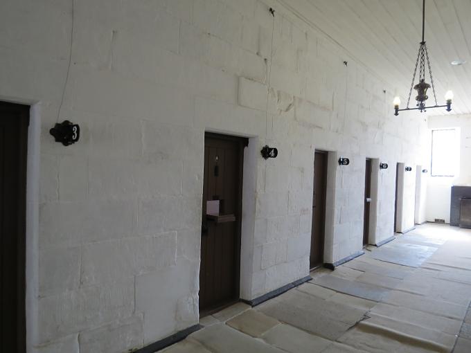 port arthur separate prison cells