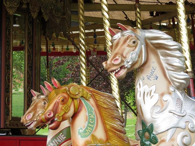 botanic garden carousel
