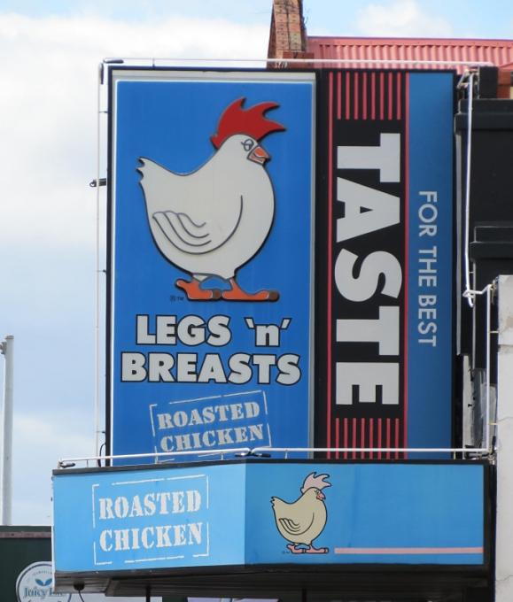 legs n breasts hobart