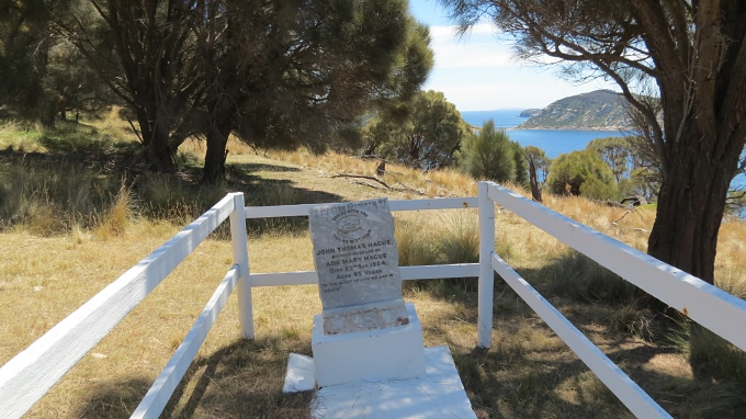 deal island john_hague_grave
