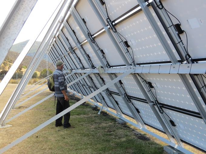 deal island solar panels