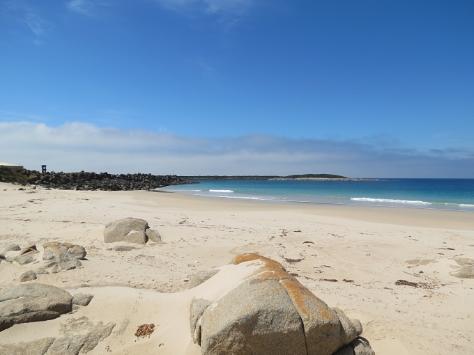 king island sandblow beach