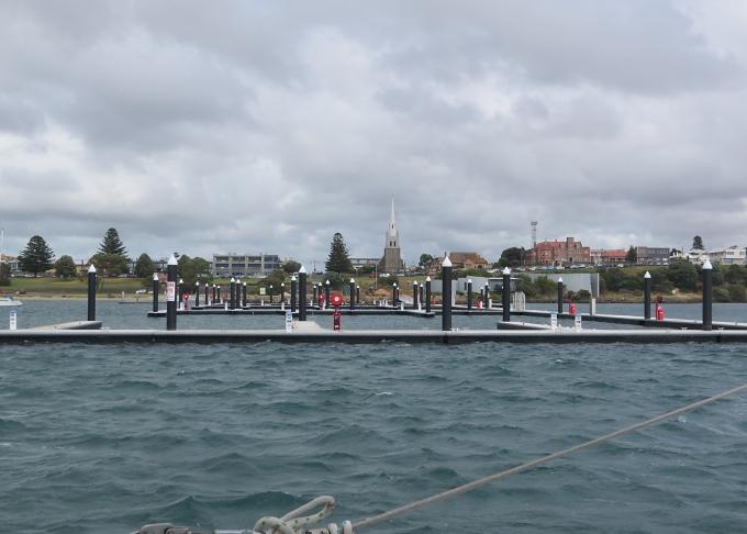 king island to portland victoria marina