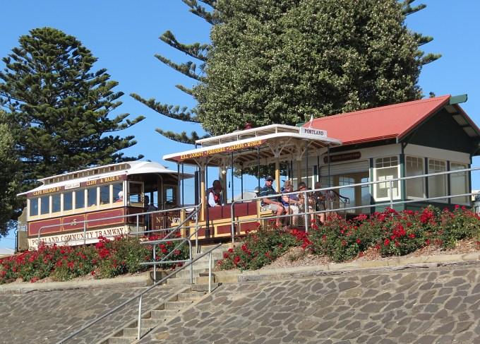 portland victoria cable tram