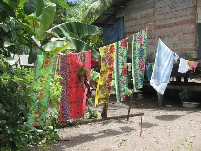 laundry in Panama