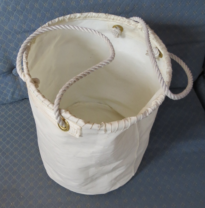 complete canvas bucket